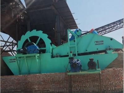 湖南沃力机械 江西九江洗沙机报价 全套机械设备