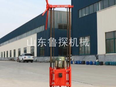 鲁探供应QZ-1A型两相电轻便取样钻机 地质勘探钻机