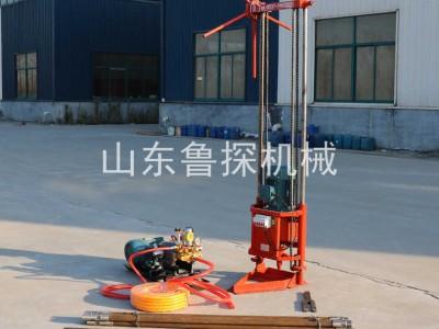 QZ-2A型380V供应混凝土钻孔 回转式灌浆打孔机