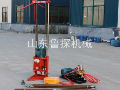 鲁探直销QZ-2D型三相电轻便取样钻机 小型取样钻机