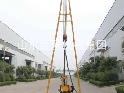 巨匠集团百米液压钻机 岩芯取样地质勘探钻机热销