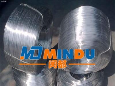 不锈钢弹簧钢线 硅锰60Si2Mn弹簧钢线