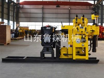 直销HZ-130Y液压水井钻机 100米地质勘探机