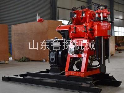 鲁探2017最新注册送白菜网HZ-130YY液压回转式地表深孔岩心钻机