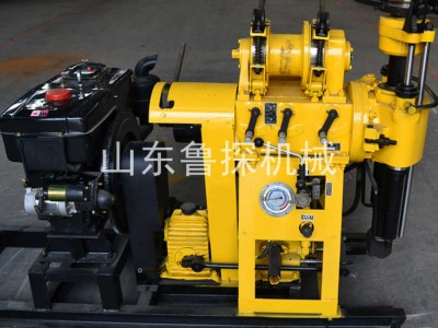 HZ-200Y 取样打井机械设备 液压水井钻机