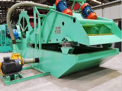 中美沃力机械 江西宜春洗砂机 高效洗砂设备 粉尘少