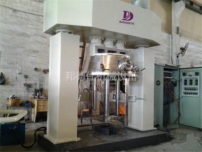 广东强力分散机 硅酮密封胶分散设备 硅酮密封胶生产设备定制