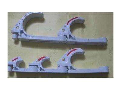 电缆挂钩GL-PVC68 矿用电缆固定挂钩 塑料挂钩