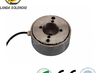 圆形吸盘式电磁铁HY12070 大吸力直流电磁铁