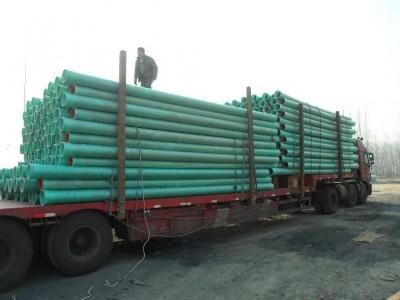西安缠绕玻璃钢管厂家,穿线用玻璃钢复合管价格