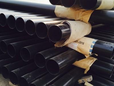 秦皇岛电力用热浸塑钢管生产厂家承插式热浸塑钢管