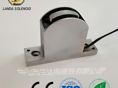 厂家现货批发P80吸盘式电磁铁 机械手电磁铁