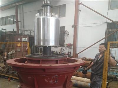 低转速低扬程大流量轴流潜水泵