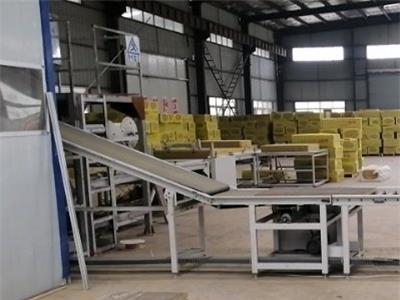 山东|德骏 自动化岩棉复合板设备生产线