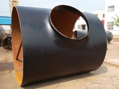 冷拔无缝碳钢不锈钢等径异径三通