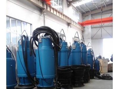 立式_大口径_高压_污水潜水泵