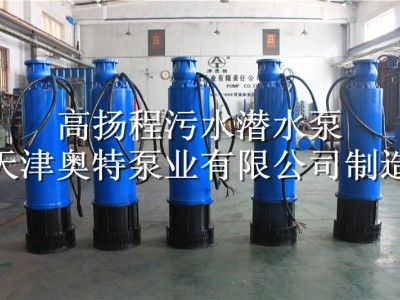 大口径_高压_不堵塞_潜污电泵