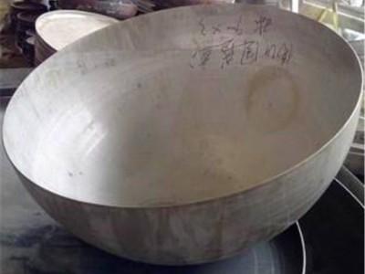 我厂生产加工碳钢不锈钢管帽椭圆封头