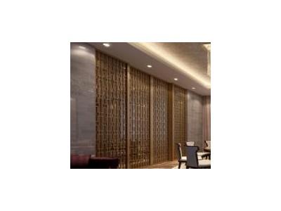 酒店玫瑰金不锈钢屏风隔断不锈钢屏风隔断生产厂家