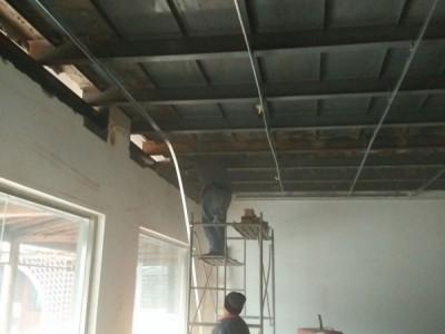 张家口室内钢结构二层制作阁楼制作