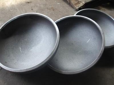 大口径管帽不锈钢碳钢封头各种型号堵头