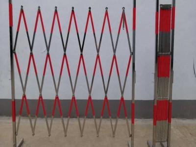 不锈钢片式伸缩护栏jaddl-wl-1.2.5可移动式