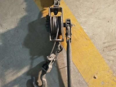 矿用手动回柱器 单体支柱回柱器 5吨回柱器