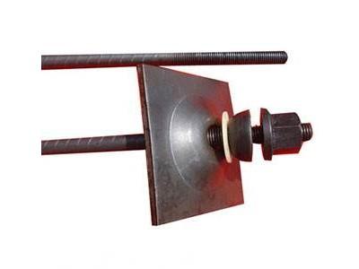 矿用支护锚杆 左旋18锚杆 无纵肋螺纹钢锚杆