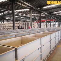 畅销新型匀质板设备聚合物匀质板模具箱生产线