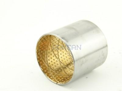 双金属固体自润滑轴承