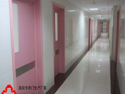 定制医院专用门发展