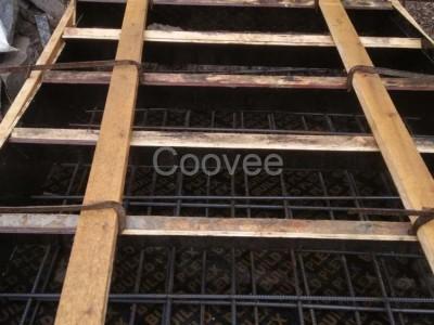 张家口浇筑楼板楼梯施工改造露台