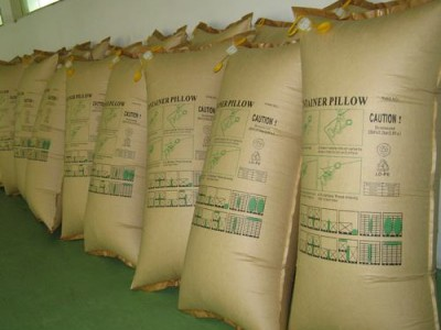 缓冲气袋 牛皮纸充气袋 集装箱充气袋