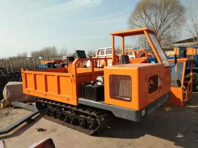 四不像工程自卸拖拉机 四不像矿用出渣运输车