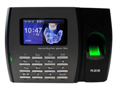 中控 中控K28考勤机 指纹考勤机 考勤机 考勤机设备