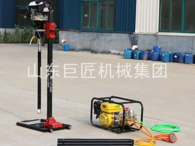 巨匠集团供应BXZ-2L型背包勘探钻机有立架钻探快速稳定