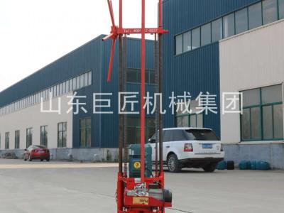 巨匠集团QZ-2DS卷扬机款岩石取样钻机电动提钻节省人力