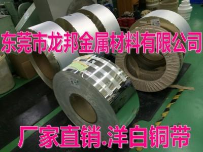 美国进口C71500高强度洋白铜带