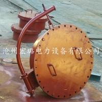 我公司专业生产摇臂人孔门  锅炉检查门  量大优惠