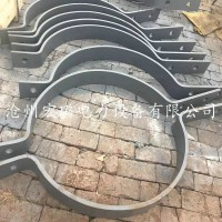 支吊架厂家直供 双螺栓短管夹 低价直销  质量保证