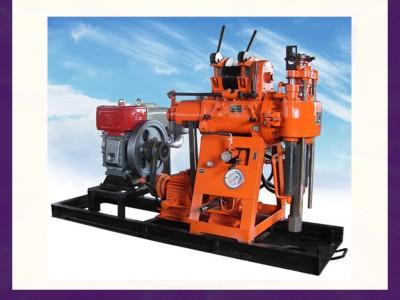 厂家直销XY-100液压岩心水井勘探钻机