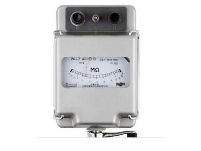 常用仪器仪表ZS2500V兆欧表优质四级厂家