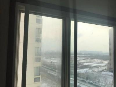 高架桥高铁施工噪音扰人 就找西安静立方隔音窗