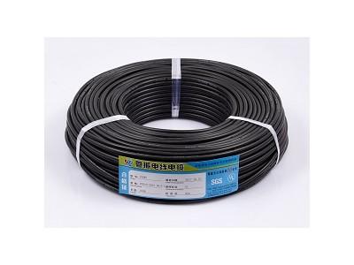 湖南特软硅胶电线无氧镀锡铜特软硅胶电线电源线生产加工