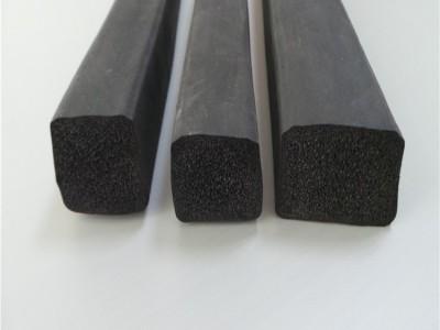 钢材缝隙橡胶密封条