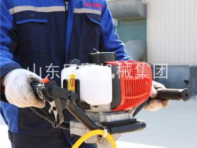 巨匠集团BXZ-1手持式单人背包上山轻便取样钻机 热销