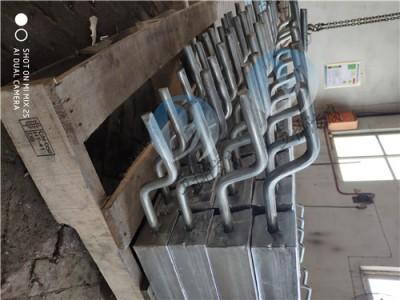 海洋設施焊接鋁犧牲陽極做陰極保護使用
