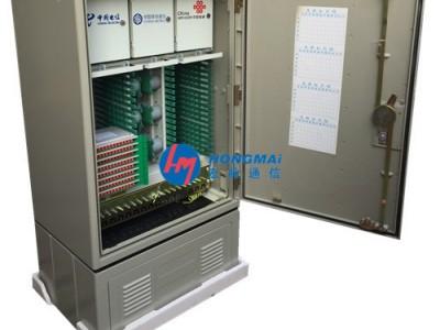 720芯三网融合光交箱图文安装介绍