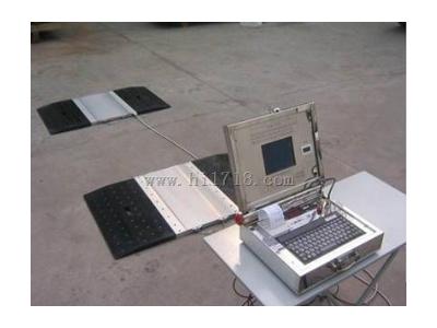广东东莞单层10吨电子地磅秤