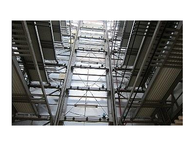 武汉升降横移立体停车库,简易升降机械车位租赁价格